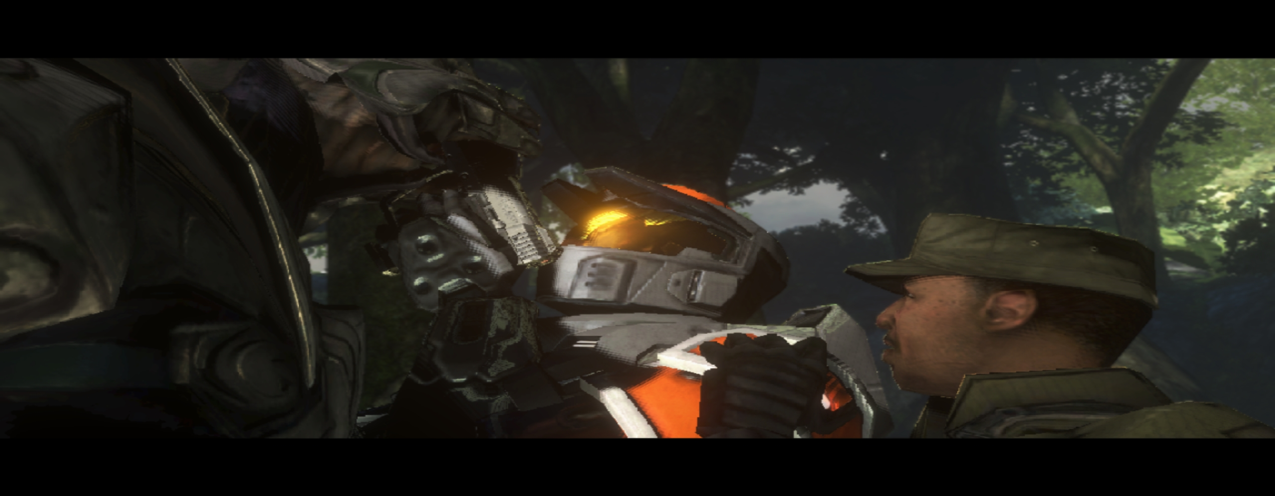 Support] Character replacement in campaign cinematics - Halo